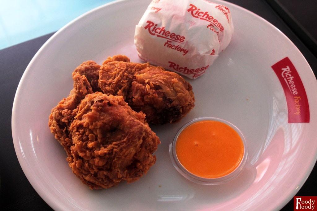 Richeese Chicken Richeese Factory