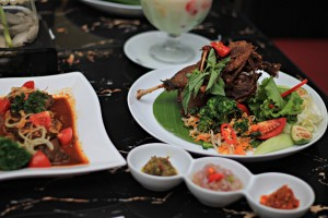 Nasi Bebek Goreng Javanine