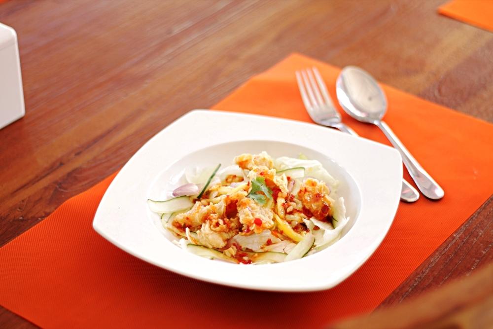 Salad Dori Mangga Muda - Gardenia Resto