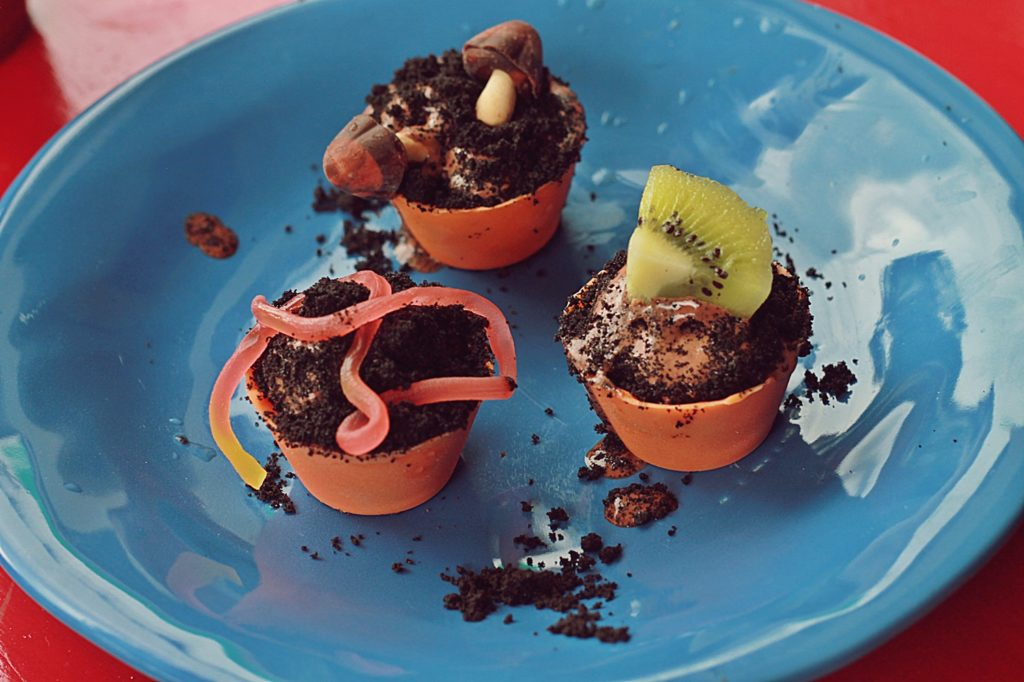 gaco's cafe and dessert catering malang -Mini Three Pots-