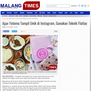 ammamamo foodyfloody featured on Malang Times