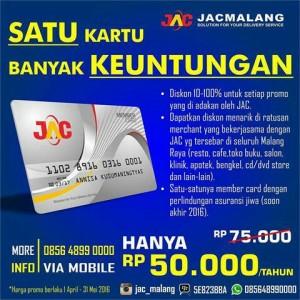 Member JAC Malang