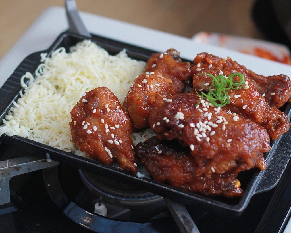 Kimchi Story - yangnyeom mozzarella