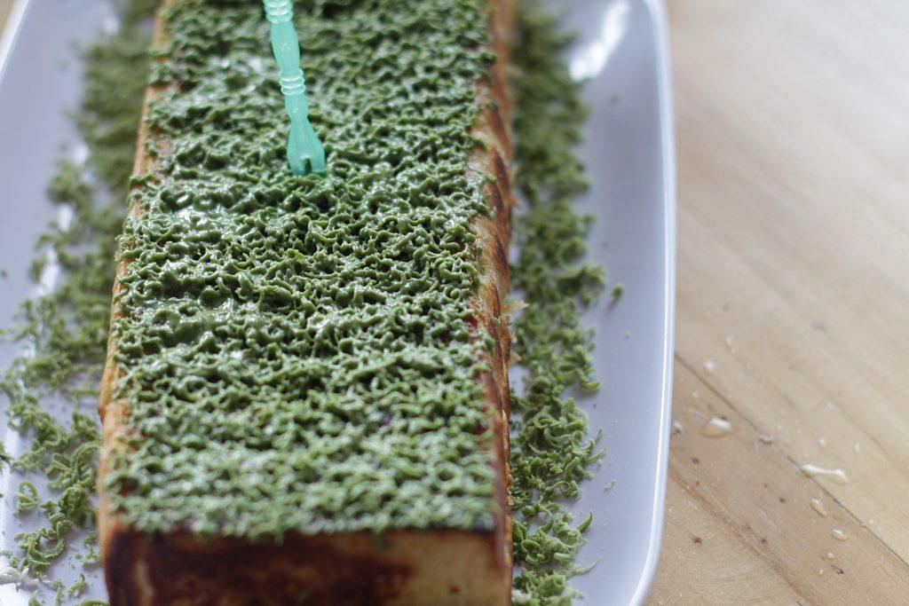 Bang Nas - Roti Panggang Green Tea