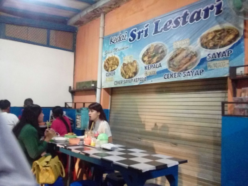 Ceker Sri Lestari Malang
