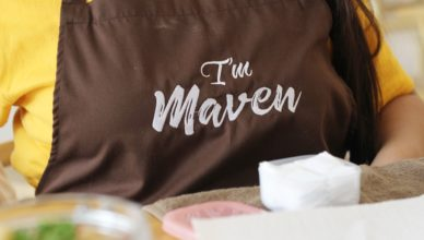 Maven Cafe Malang