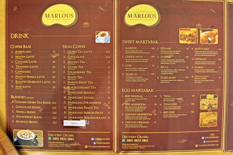Marlous Martabak