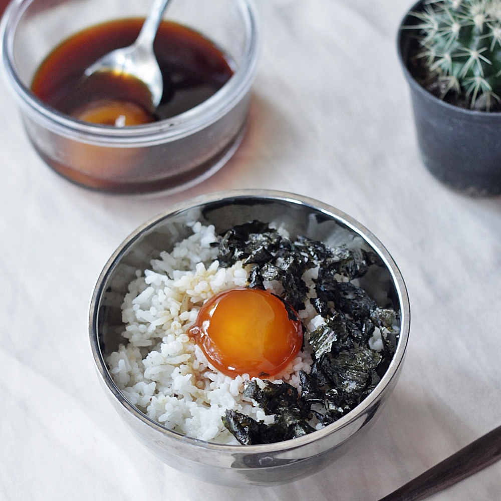 Egg Yolk Soaked in Soy Sauce