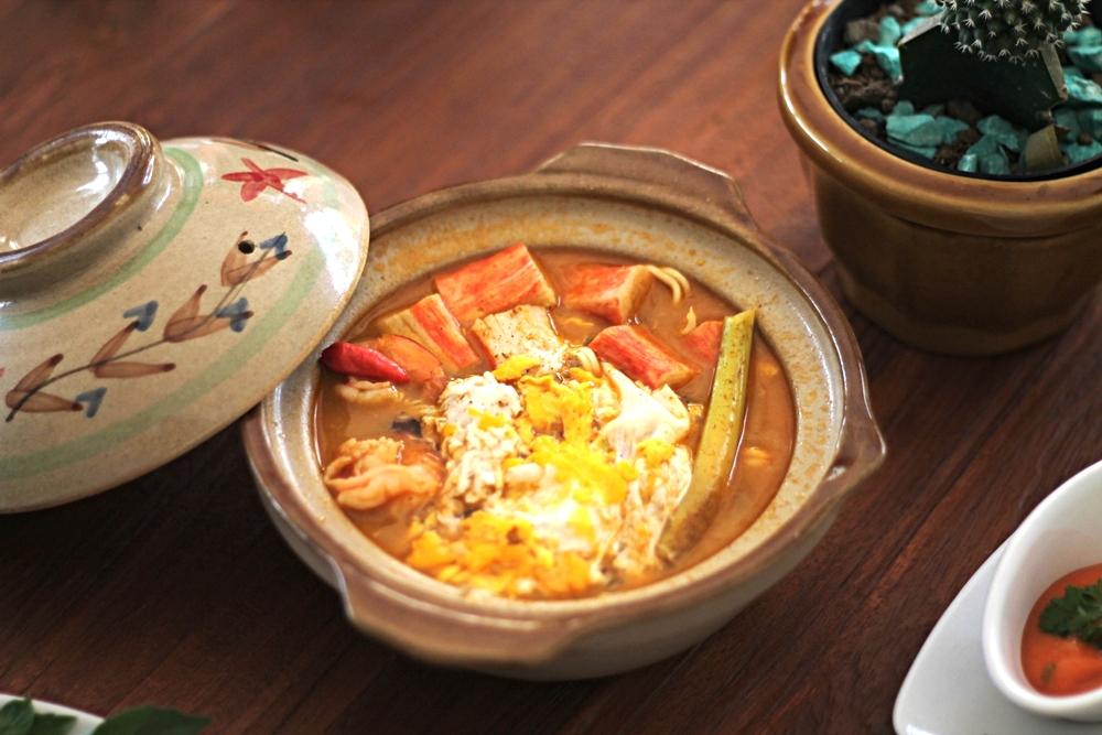 Tom Yam Noodle Soup - Gardenia Resto