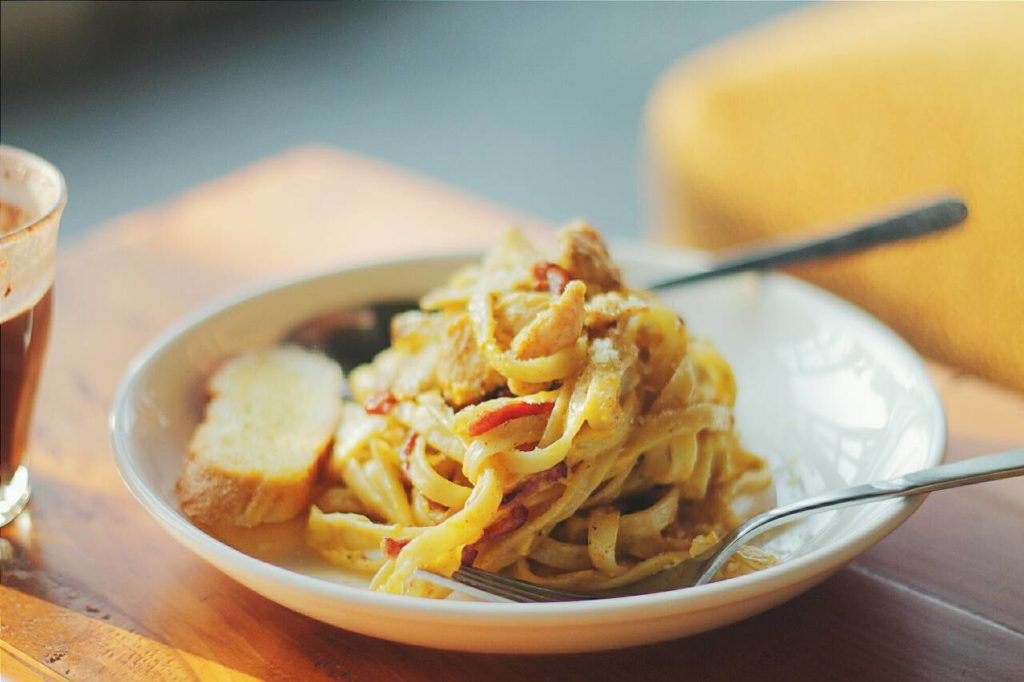Fettucini Cafetaria Malang by Mono