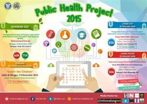 Public Health Project 2015 Malang