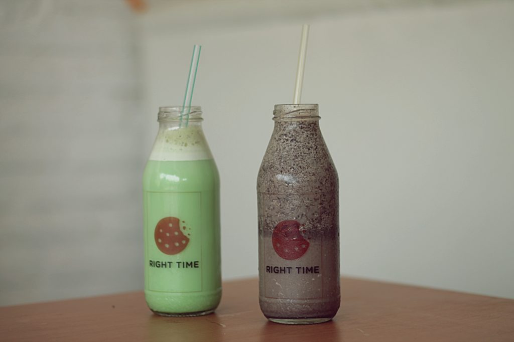 Cafe Right Time Malang -Milkshake-