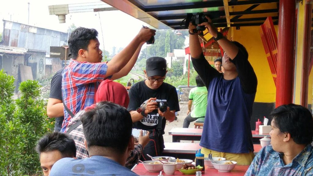 malang foodies X jogja foodies at Bakso President