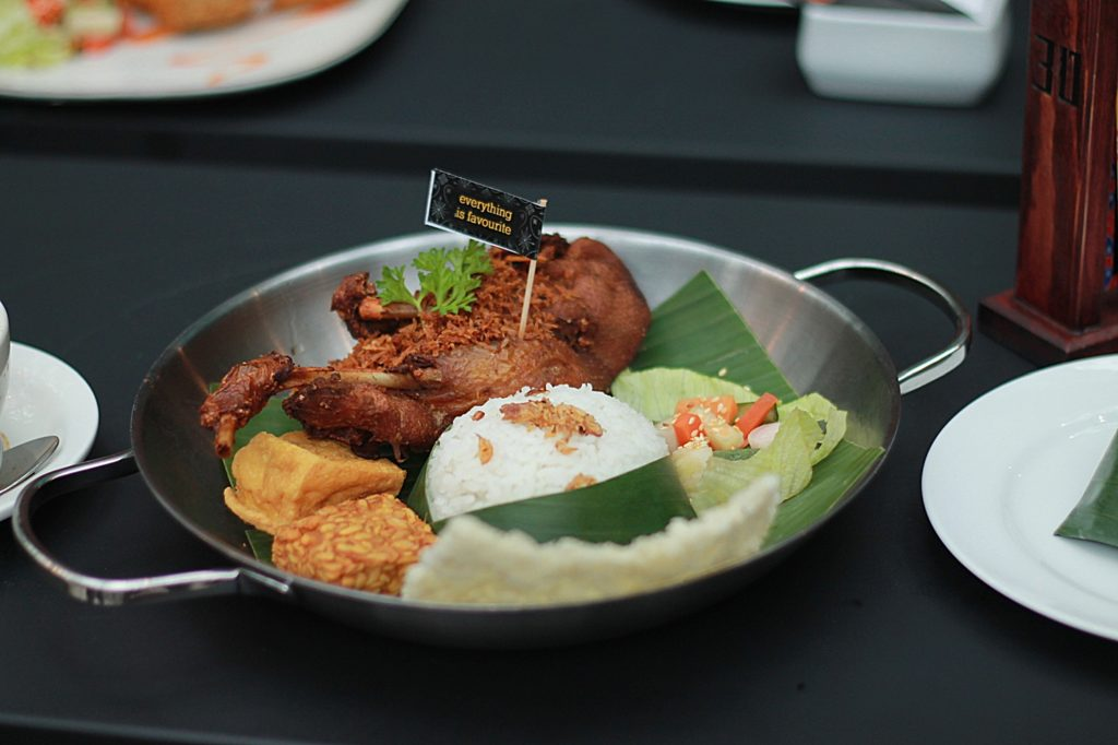 My Kopi O! Indonesian Bistro - Bebek Madura