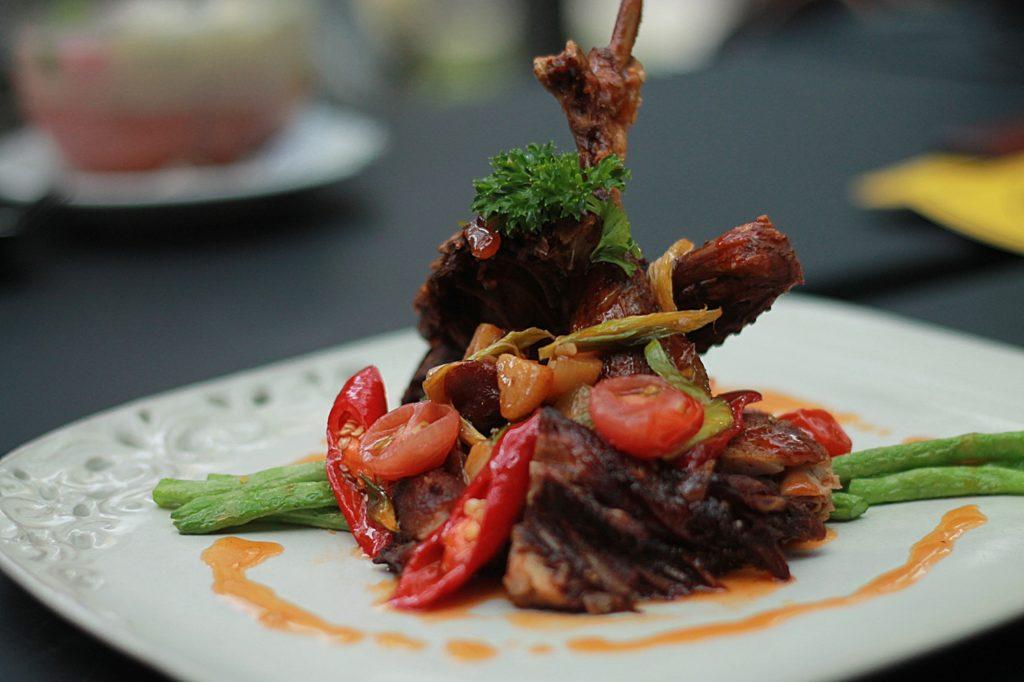 My Kopi O! Indonesian Bistro - Bebek Peranakan