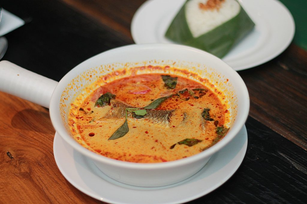My Kopi O! Indonesian Bistro - Gulai Ikan