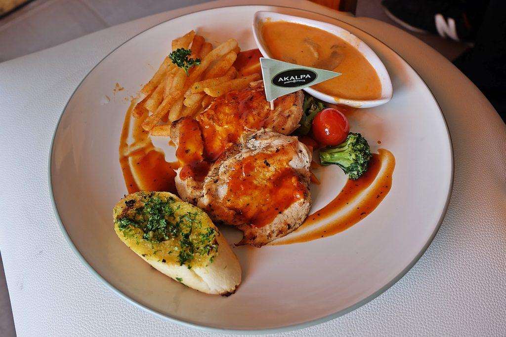AKALPA Cafe Malang -Chicken Mushroom-