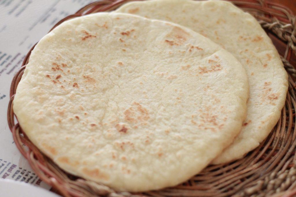 Masyarakat Timur Tengah terbiasa mengkonsumsi roti