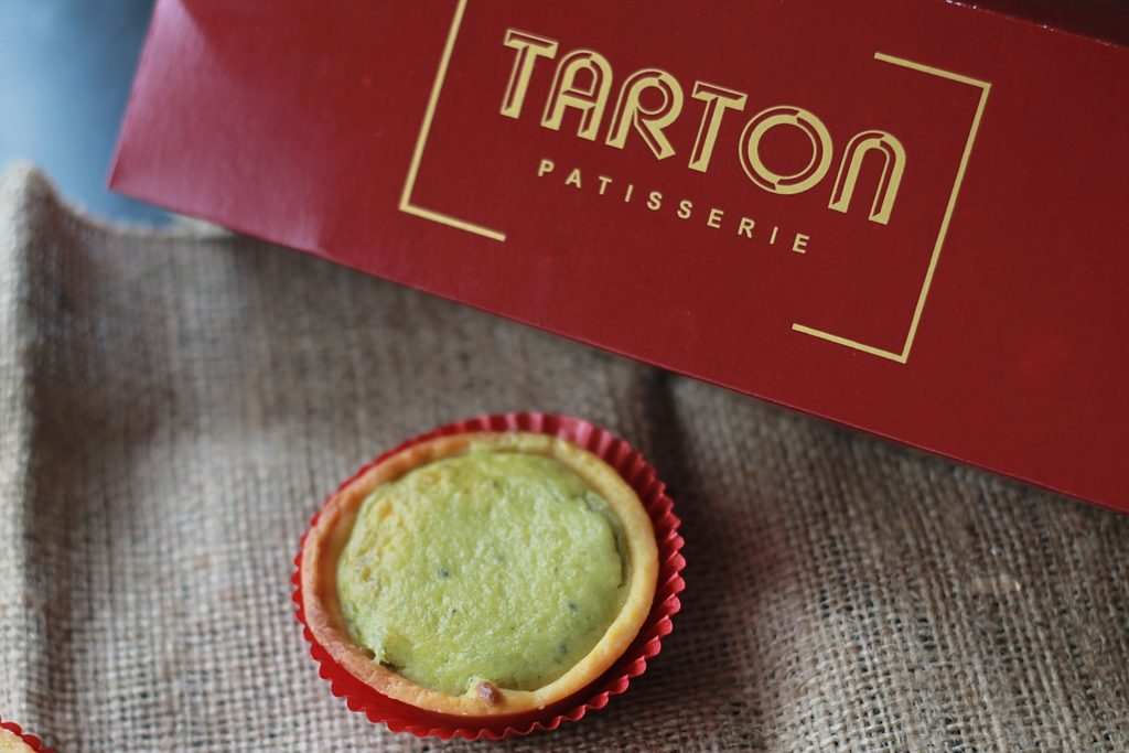 Tarton Patisserie Malang Rasa Green Tea