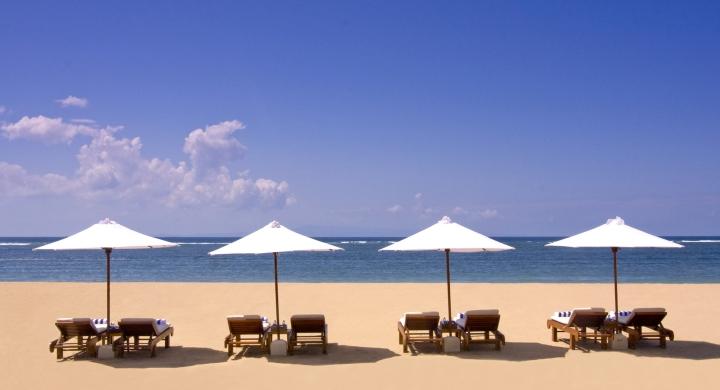 Conrad Bali - Beach Day