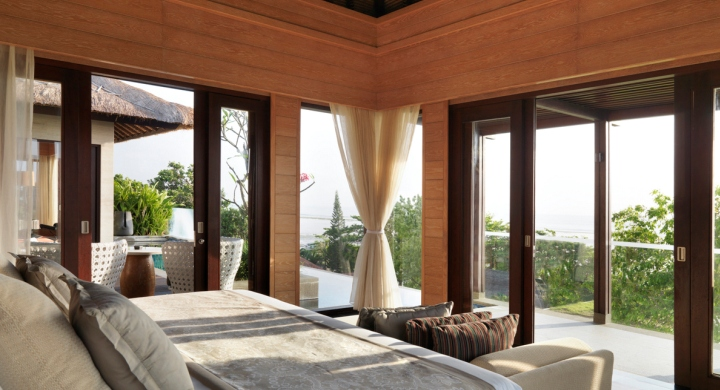 Conrad Bali - Penthouse Bedroom