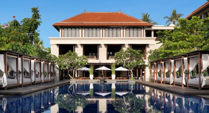 Conrad Bali - Suite Pool