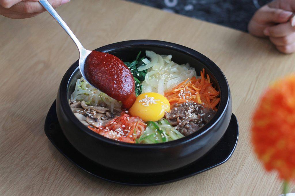 Kimchi Story - Bibimbap