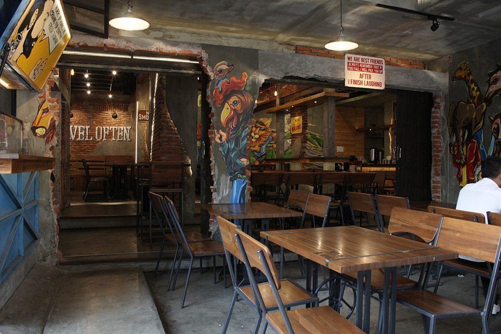 OTW Food Street -Indoor-