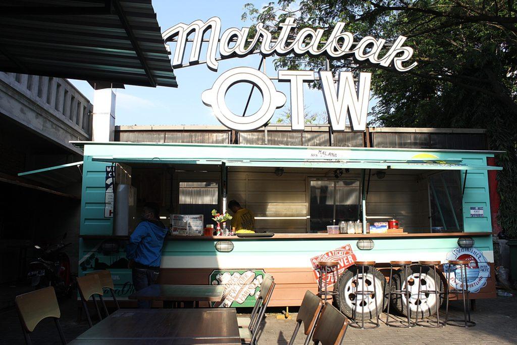 OTW Food Street -Martabak Stand-