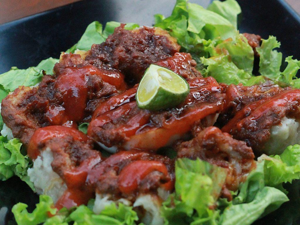 OTW Food Street -Siomay Bandung-