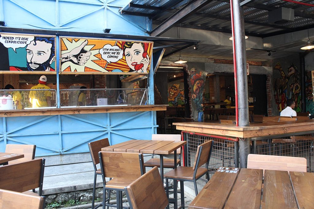 OTW Food Street -Stand-
