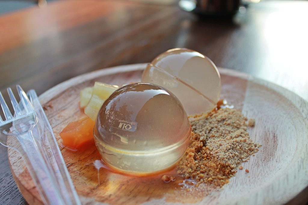 OTW Food Street -Water Drop Cake-