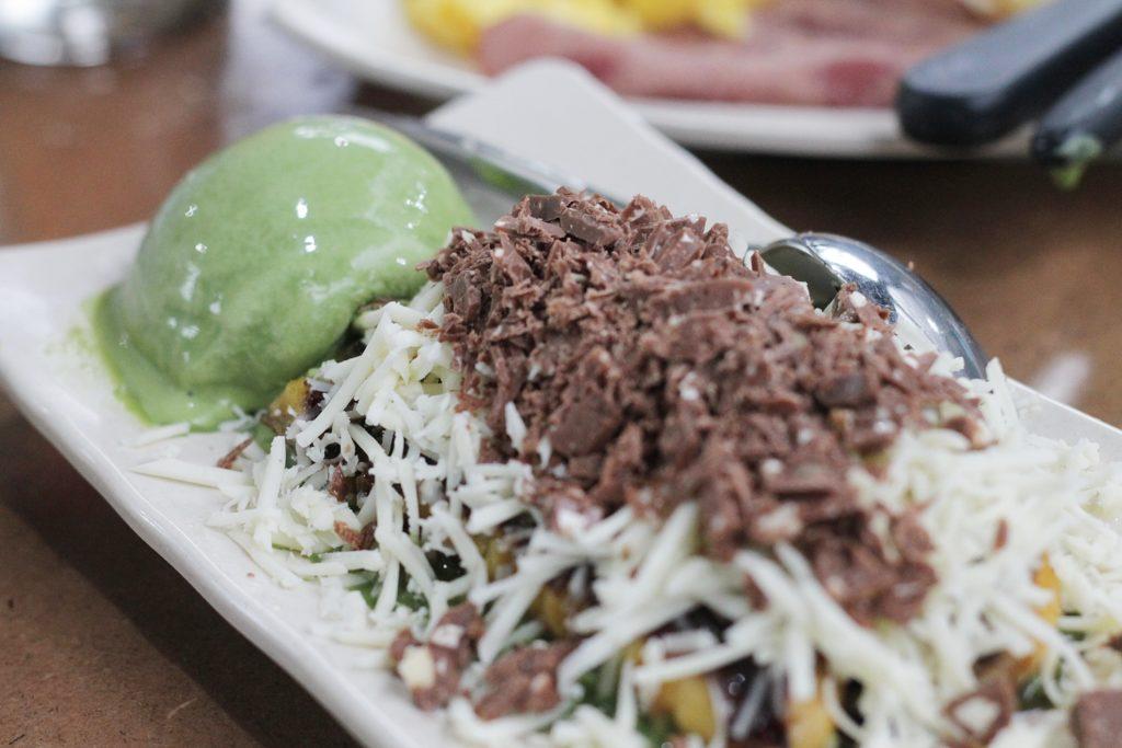 kedai-roti-bakar-543-banana-green-tea