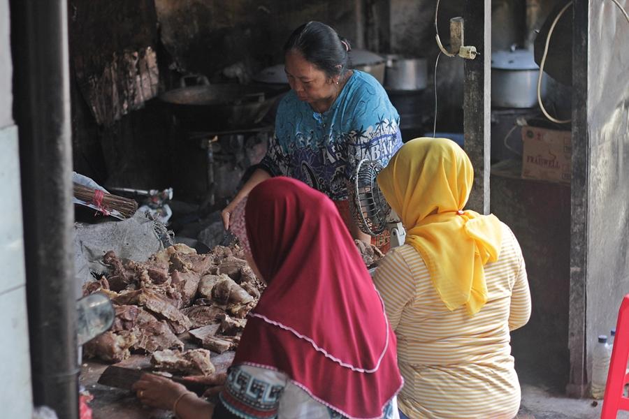 Soto Rampal Malang