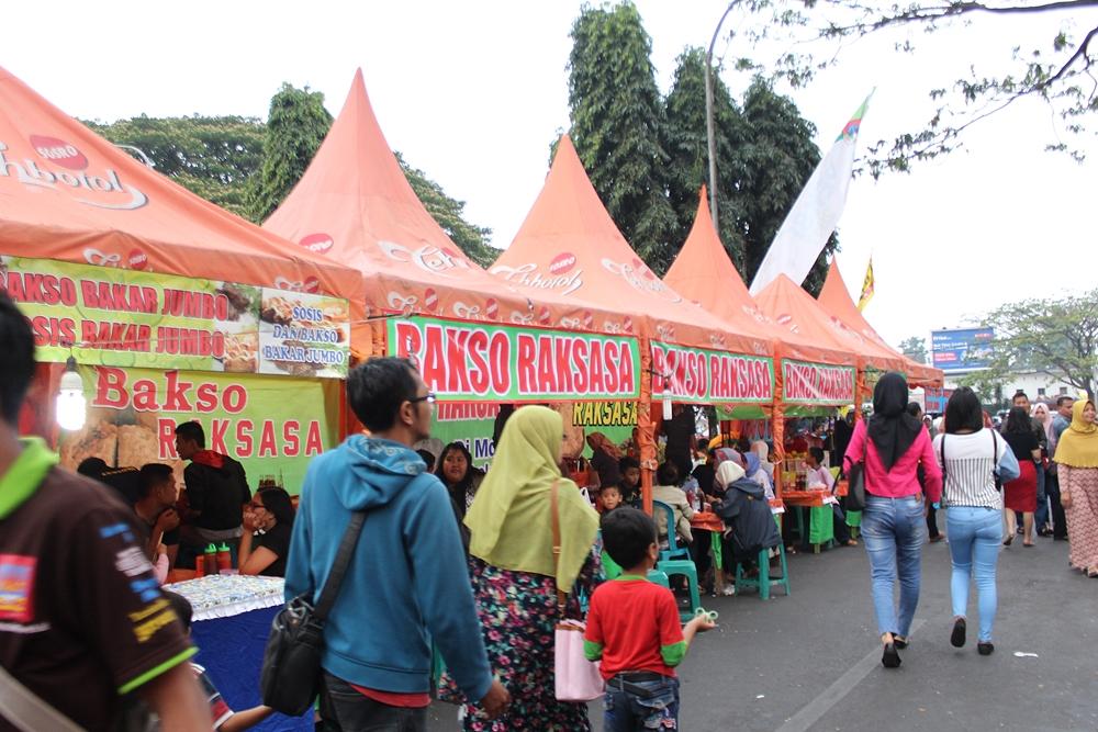 Festival Bakso dan Cwie Mie Malang 2017