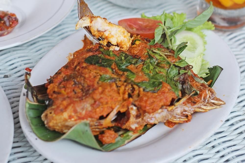 Ikan Bakar 52 Malang Gurami Bakar Woku 1