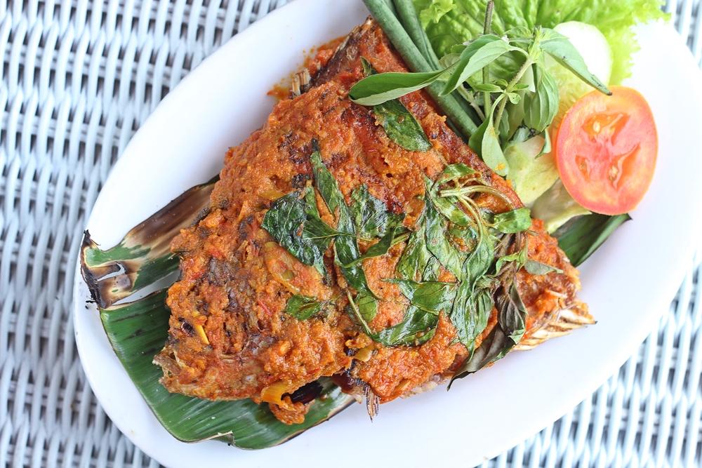 Ikan Bakar 52 Malang Gurami Bakar Woku