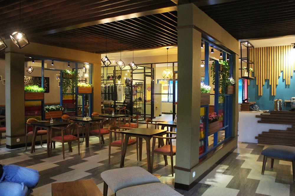 Koeah Dieng Boutique and Eatery Malang